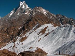 Machupuchare - Nepal